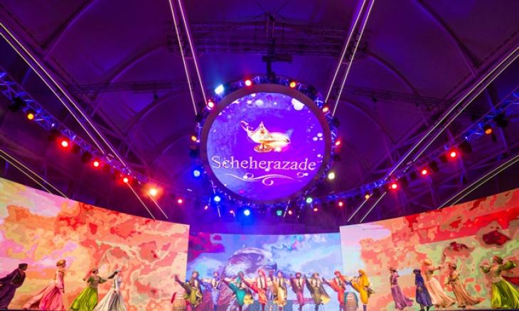 Scheherzade Musical Show @ Global Village