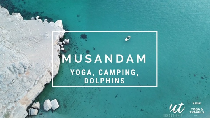 Musandam: Yoga, Camping, Dolphins | March