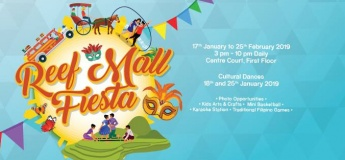 Reef Mall Fiesta