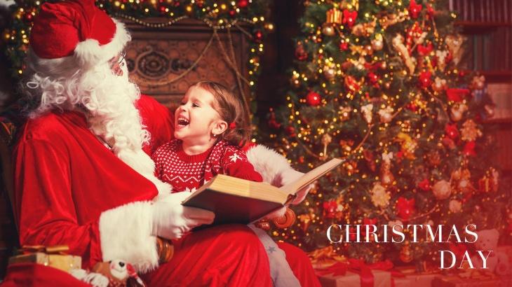 Christmas Day Family Brunch at Pergolas