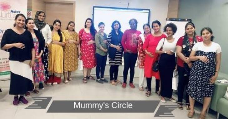 Mummy's Circle @ Aster Hospital | Tickikids Dubai