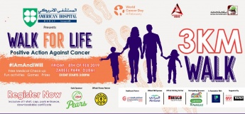 Walk For Life - Positive Action Against Cancer