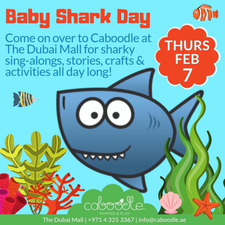 Baby Shark Day   Tickikids Dubai