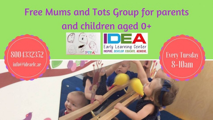 Mums and Tots @ IDEA Early Learning Center