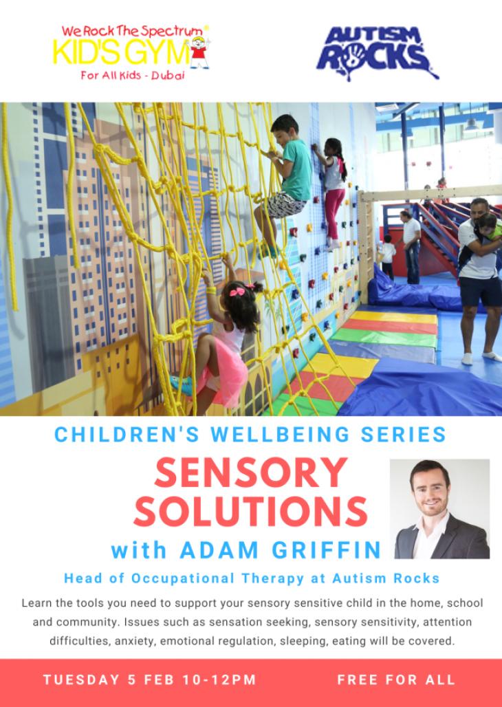 Children's Wellbeing Series: Sensory Solution