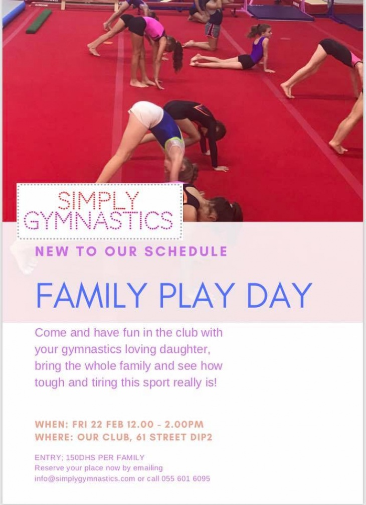 Family Play Day