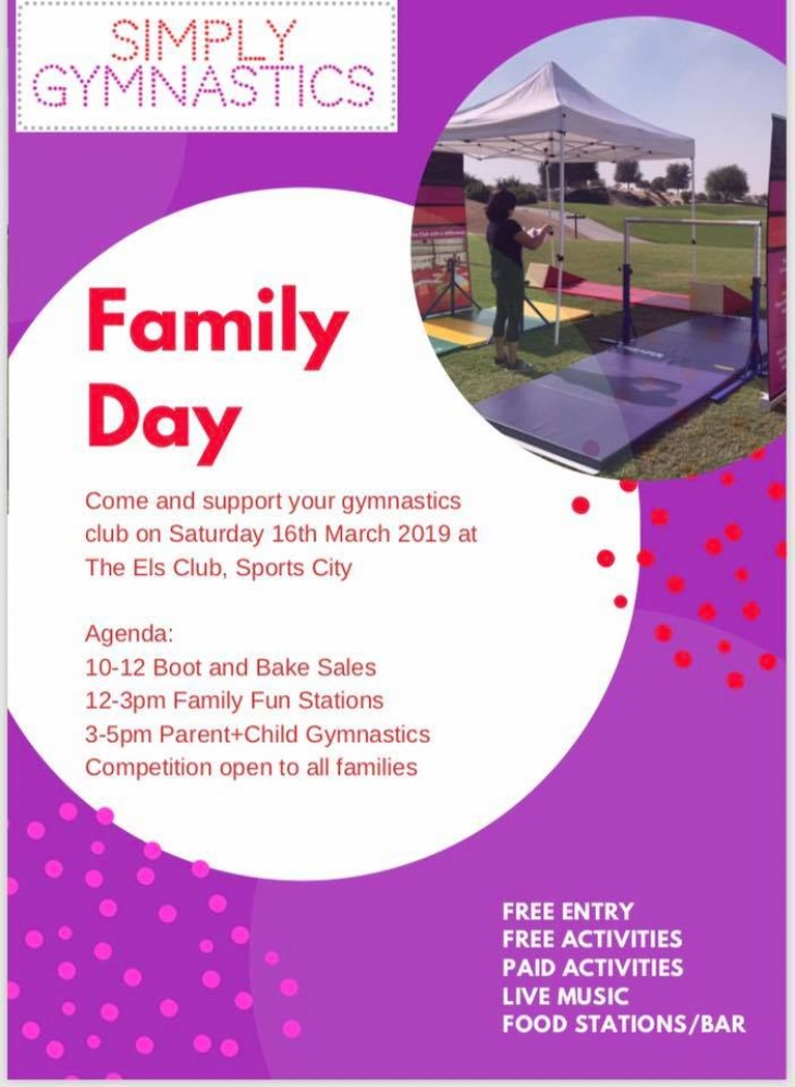 Family Fun Day at the Els