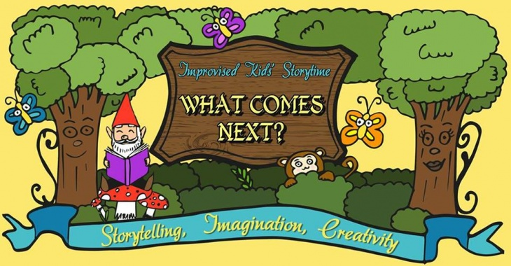 Improvised Kids' Storytime: What Comes Next?