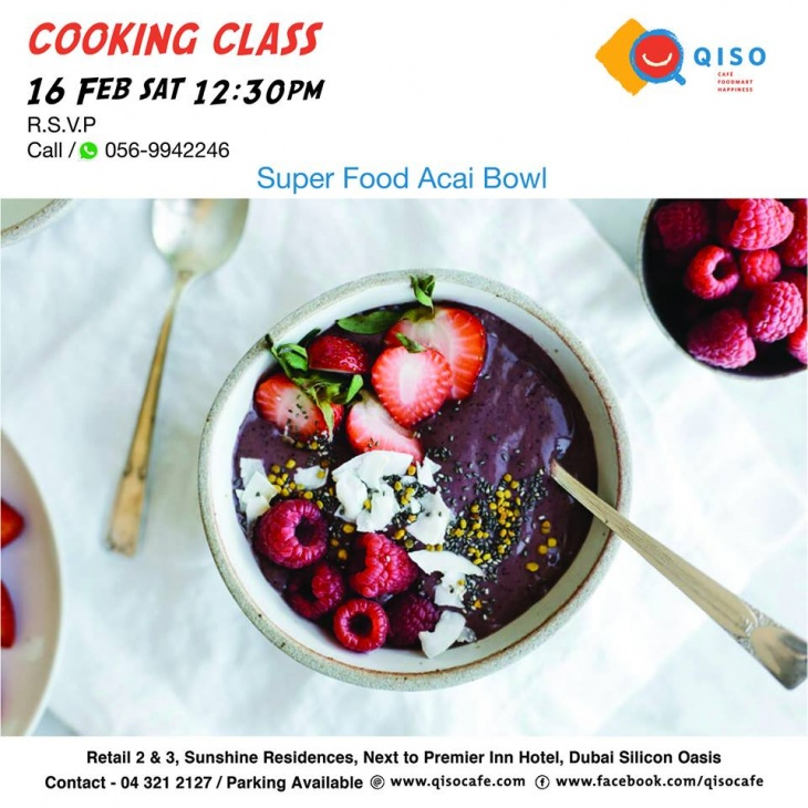 Cooking Class for Adults and Children