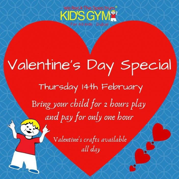 Valentine's Day Special @ We Rock The Spectrum