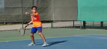 Tennis Emirates' Schools Circuit U8, 9, 10 tournament