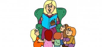 Interactive Story telling for kids 4 years old