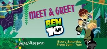 Meet & Greet Ben 10