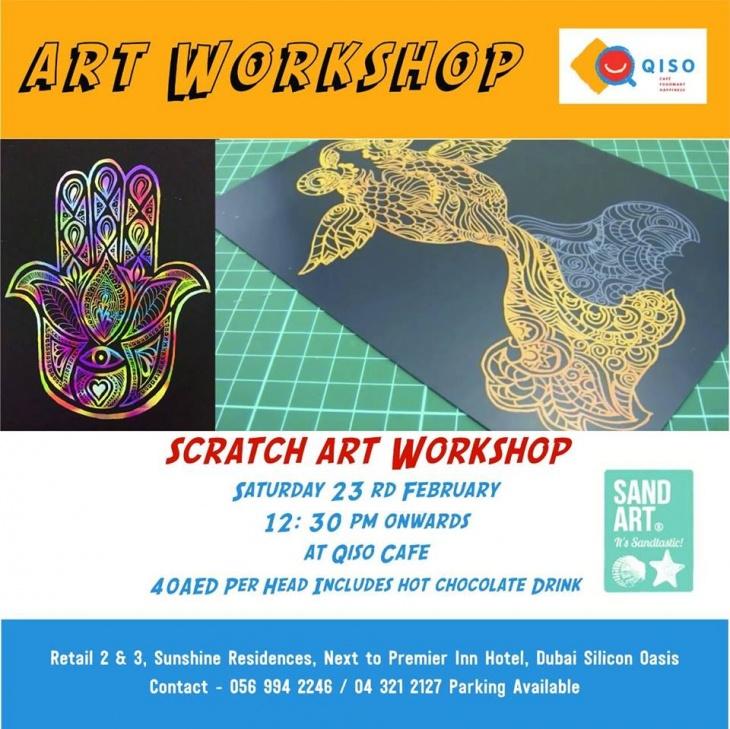 Scratch Art Workshop