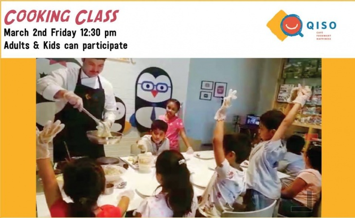 Cooking Class @ Qiso