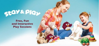 Complimentary Stay and Play Session @ Dovecote