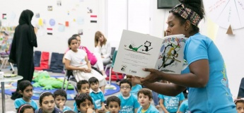 National Month of Reading @ Libraries