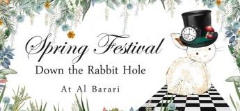 Spring Festival at Al Barari