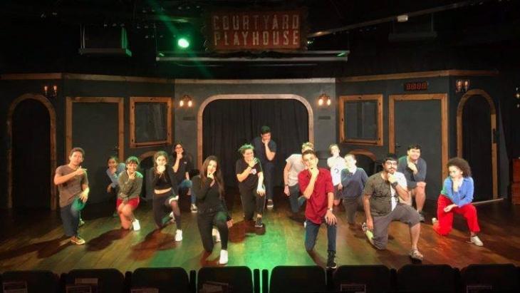 Young Playhouse: Improv Jam