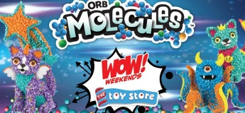 Molecules @ The Toy Store