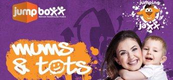 Mums & Tots @ Jump-Boxx