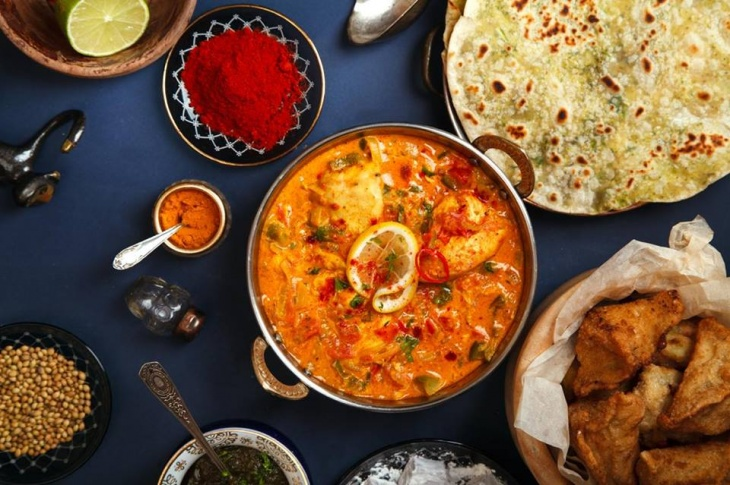 Around the World in a Curry