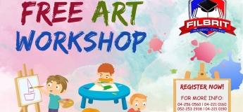 1 Day Free Art Workshop