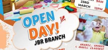 Jebel Ali Village Nursery Open Day 2019 - JBR Branch