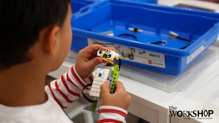Lego Robotics Workshop: Milo The Science Rover