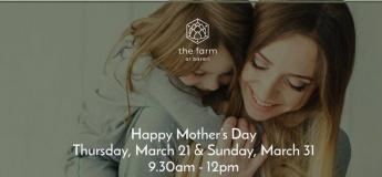 Mother's Day @ The farm, Al Barari