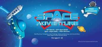 BurJuman Space Adventure