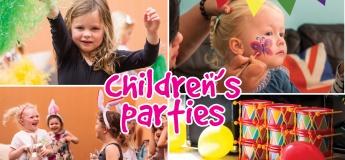 Children's Parties @ Music Monkeys
