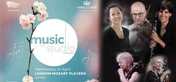 Music in the Studio with London Mozarts Players