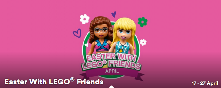 Easter With LEGO® Friends