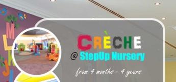 Creche @ StepUp Nursery