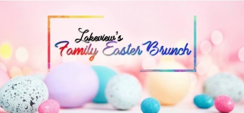 Celebrate Easter at Lakeview