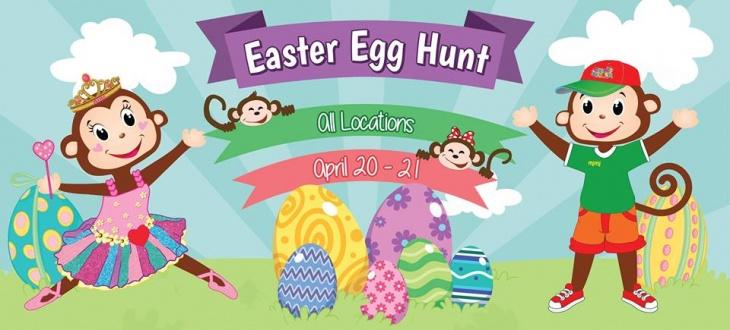 Easter Egg Hunt 2019 @ J3 Mall