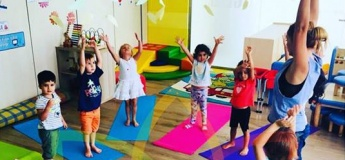 Kids Yoga @ Blossom Marina Promenade