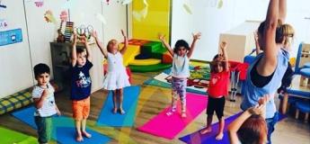 Kids Yoga @ Blossom Downtown Nursery
