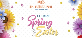 Spring and Easter Offers @ Ibn Battuta mall