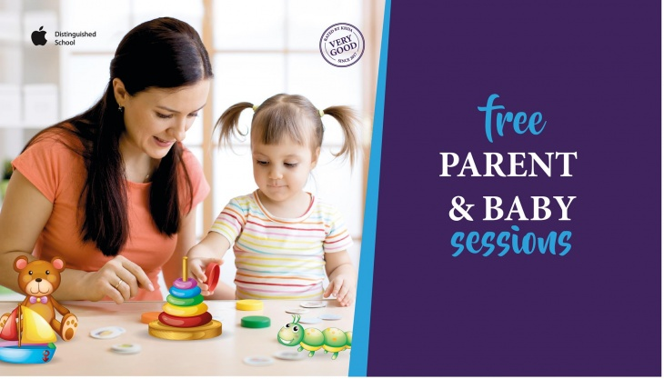 Free Parent & Baby Sessions @ Foremarke School