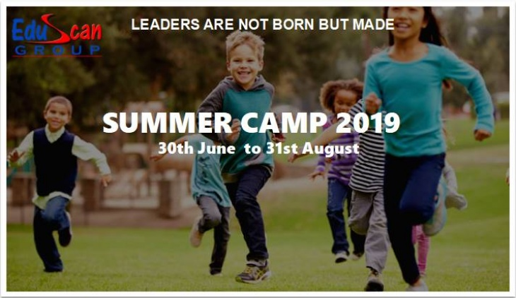 Eduscan Group's Summer Camp 2019