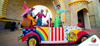 Crazy Clowns @ Global Village