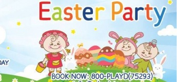 Easter Party @ Playdates Palm