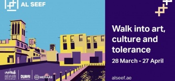 Walk into Art, Culture and Tolerance