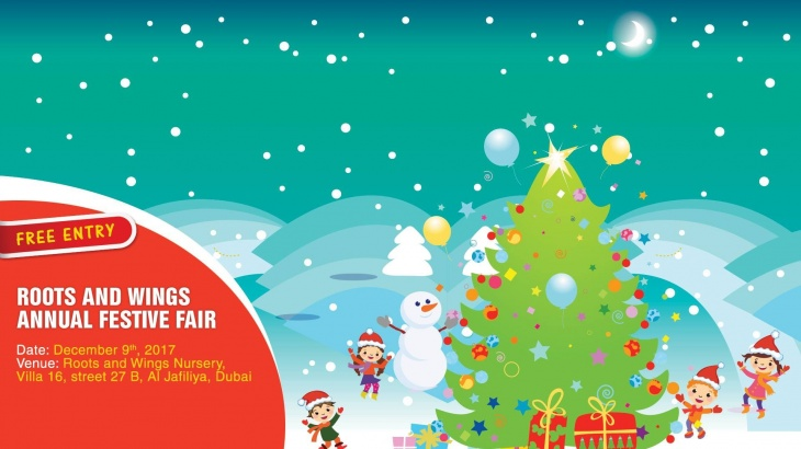 Roots And Wings Annual Festive Fair