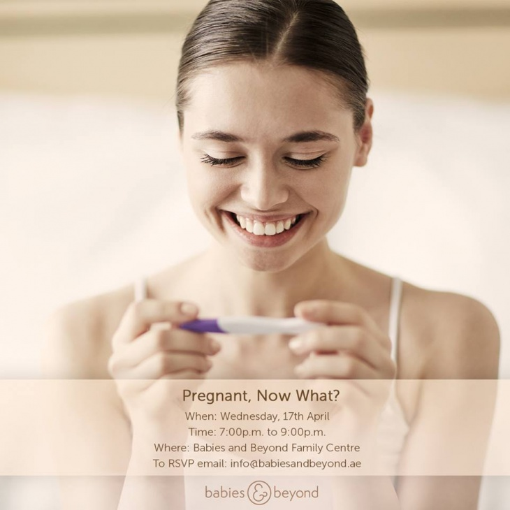'Pregnant, Now What?' Workshop