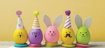 Easter at Mattel Play! Town