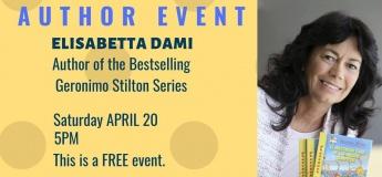 Meet Elisabetta Dami author of Geronimo Stilton