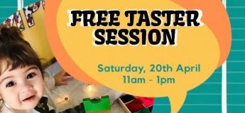 Free Taster Session @ Chubby Cheeks Nursery